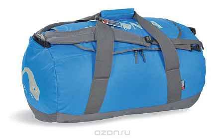 Купить Дорожная сумка Tatonka Barrel L, цвет: голубой, 85 л. 1999.194
