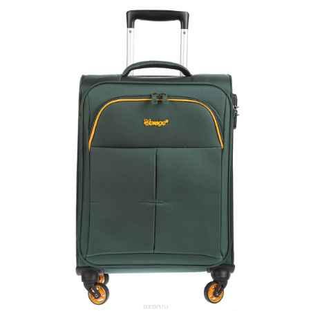 Купить Чемодан-тележка Verage, 30 л, цвет: темно-зеленый. GM14040w 18.5 dark green