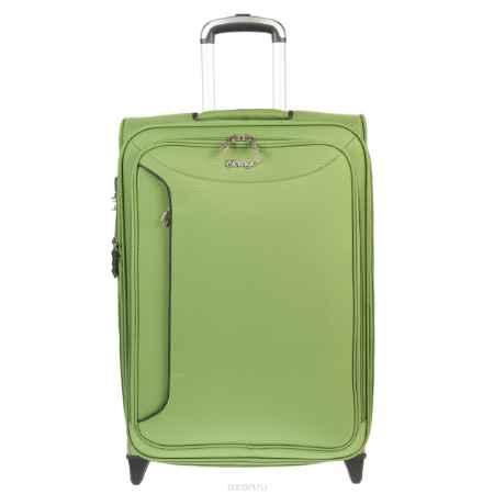 Купить Чемодан-тележка Verage, 58 л, цвет: светло-зеленый. GM12091T 24 light green