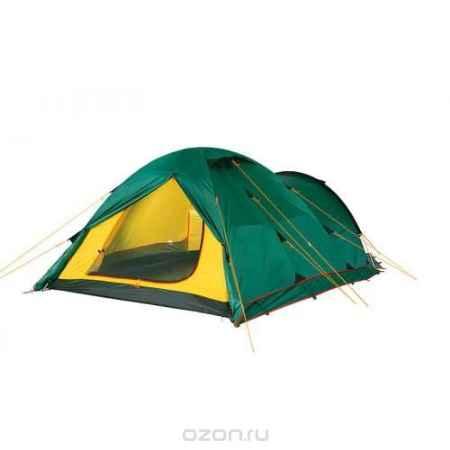 Купить Палатка Alexika Tower 4 Plus Green
