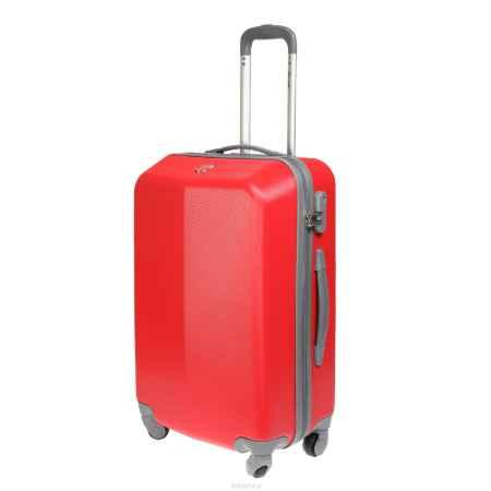 Купить Чемодан-тележка Verage, 60 л, цвет: красный. GM12096W 24 red