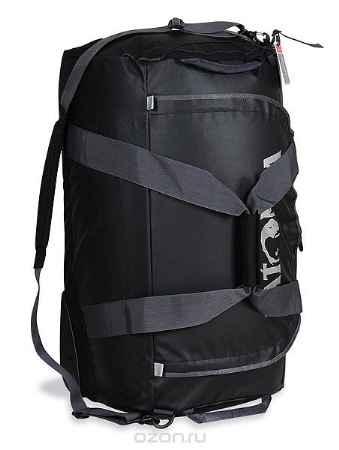 Купить Дорожная сумка Tatonka Barrel Roller L, цвет: черный, 80 л. 1995.040
