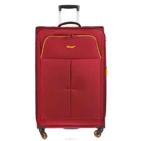 Купить Чемодан-тележка Verage, 95 л, цвет: бордовый. GM14040w 28 burgundy