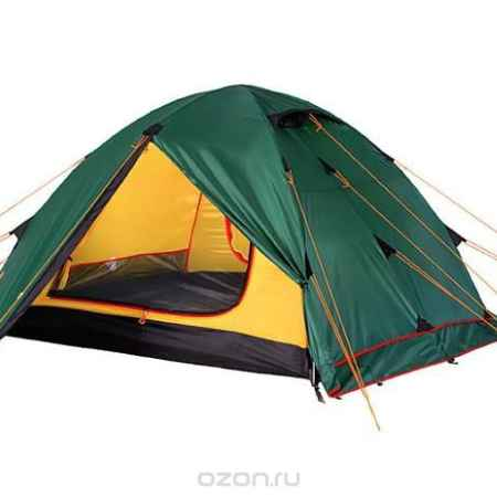 Купить Палатка Alexika 'RONDO 4 Plus', цвет: зеленый. Арт.9123.4901