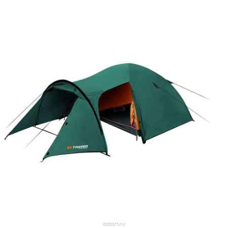 Купить Палатка трехместная Trimm EAGLE 3, цвет: зеленый