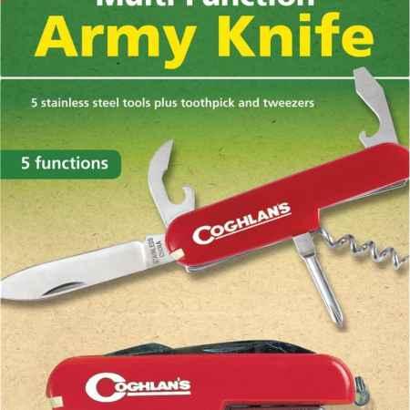 Купить Многофункциональный туристический нож COGHLAN'S (5 функций)