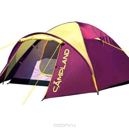 Купить Палатка Campland Drone 3 Violet-Yellow