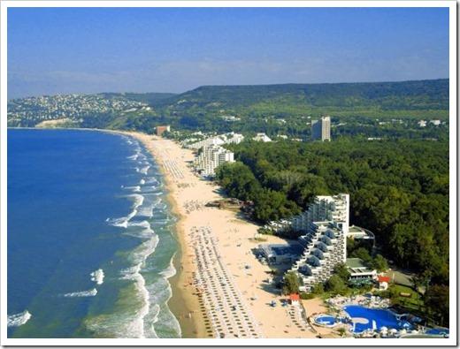 Самый лучший курорт для отдыха с детьми в Болгарии