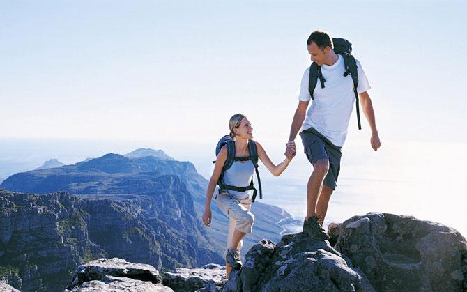 Виды туристических походов