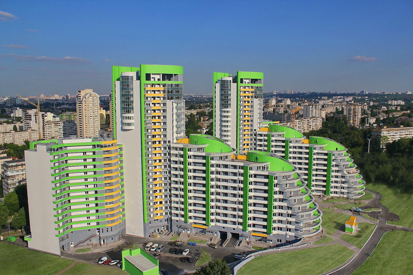 Что такое жилые комплексы