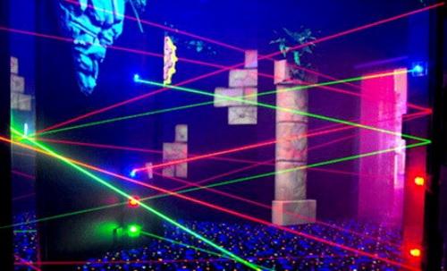 Что такое лазертаг