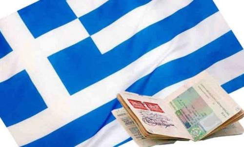 Как оформить визу самостоятельно в Грецию