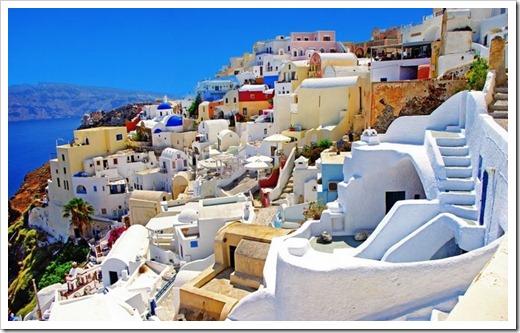 Греция   когда сезон для отдыха?