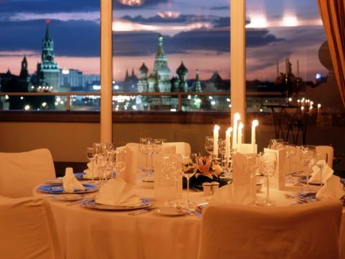 Гостиницы Москвы с видом на Кремль