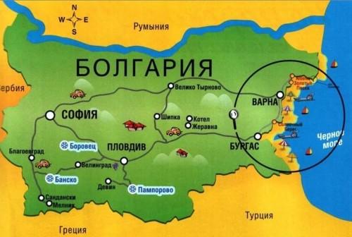 Когда ехать в Болгарию