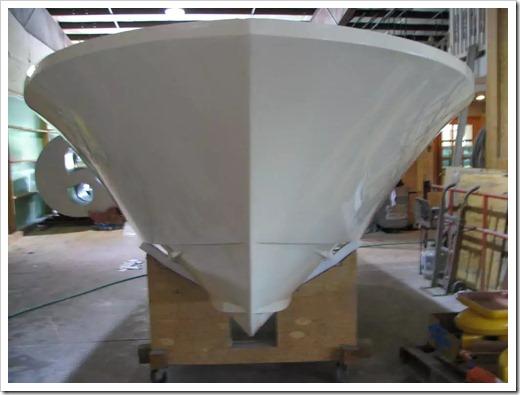 Как делают яхты?