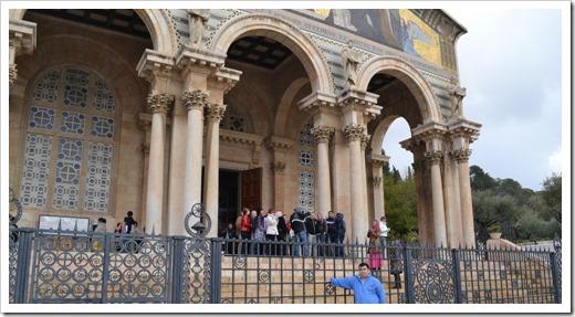 Гефсиманские святыни в Израиле