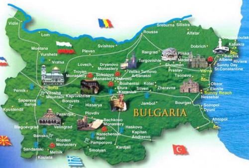 В каком городе Болгарии лучше отдыхать