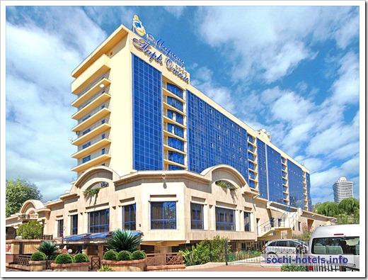 Как выбрать отель в Адлере?
