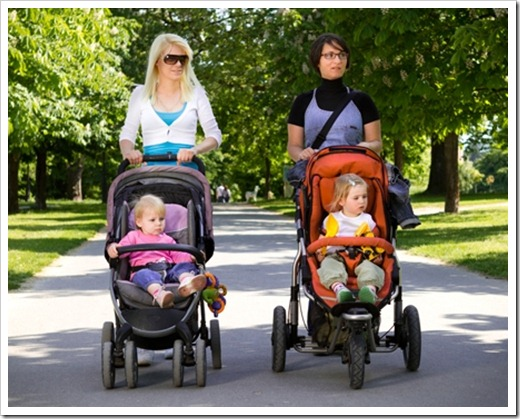 Как выбрать детские прогулочные коляски?