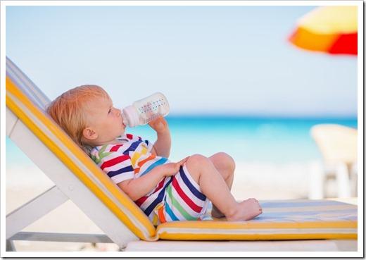 Отпуск для вас и вашего ребенка