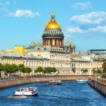 Что посмотреть в Санкт-Петербурге летом