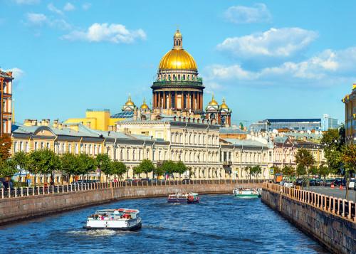 Что посмотреть в Санкт Петербурге летом