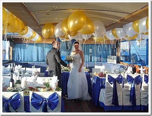 Как отметить свадьбу?