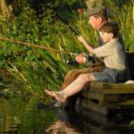 Когда идти на рыбалку
