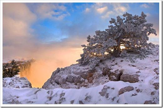 Какая погода зимой в Крыму?