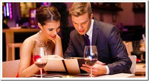 В какой ресторан сходить с девушкой?