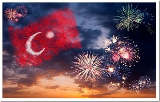Какая погода на Новый год в Турции?