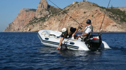 Какую лодку купить для рыбалки под мотор