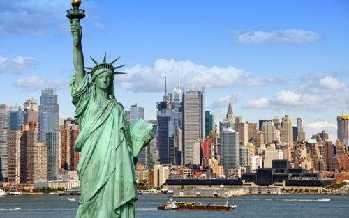 Что означает статуя Свободы