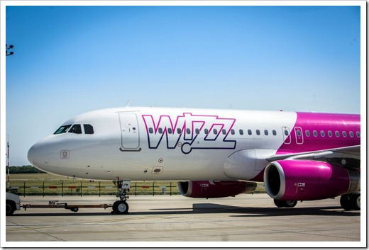 Wizzair Moldova   бюджетная авиакомпания