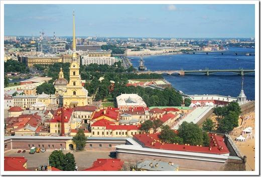 Санкт Петербург   что посмотреть за 1 день