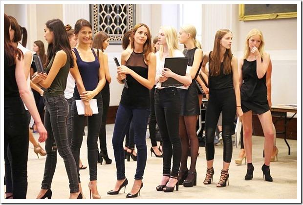 Как попасть в модельное агентство девушке