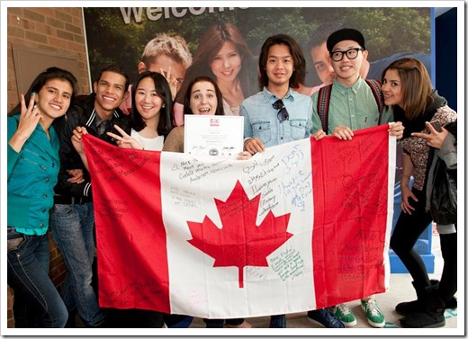 Описание курсов английского языка в Канаде