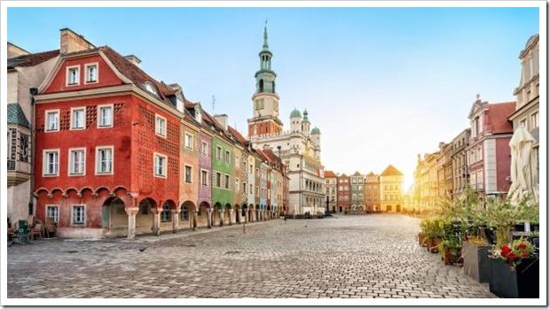 Как добраться из Львова в Познань