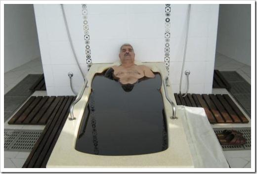 Отдых и лечение в санаториях Нафталана в Азербайджане