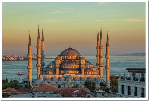 Достопримечательности Стамбула   что посмотреть?