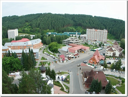Как доехать из Новосибирска в Белокуриху