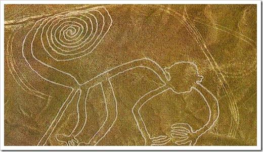 Линии Наска в Перу   что это, откуда появились и что о них известно