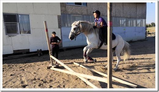 Обзор услуги обучения верховой езде от конно спортивного клуба «Асимина»